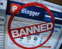 Blogger-banned